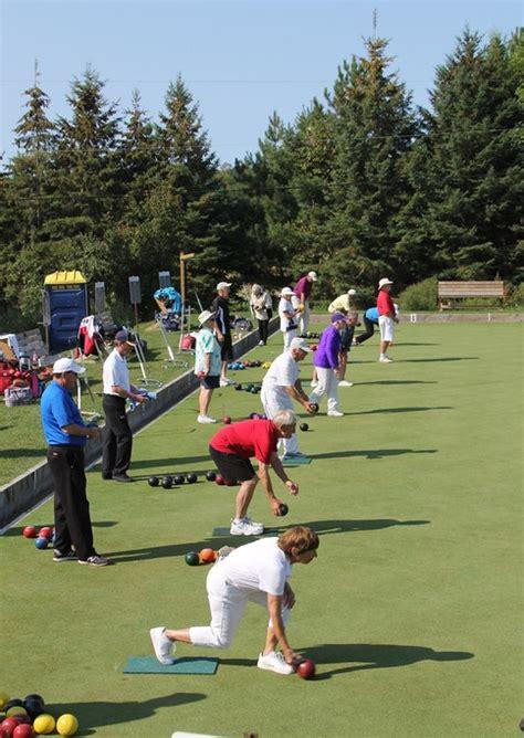 muskoka kia muskoka lawn bowling club s invitational tournament