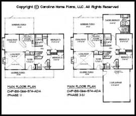 Small Expandable House Plans Small Expandable House Plan Bs 1266 1574 Ad Sq Ft Small Budget Build In Stages