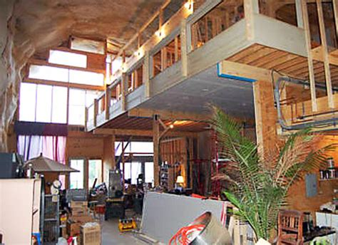 Sleeper Family Cave House by Jetson Green Energy Efficient Modern Home Is Built