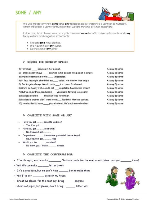 some any worksheet countables and countables pinterest