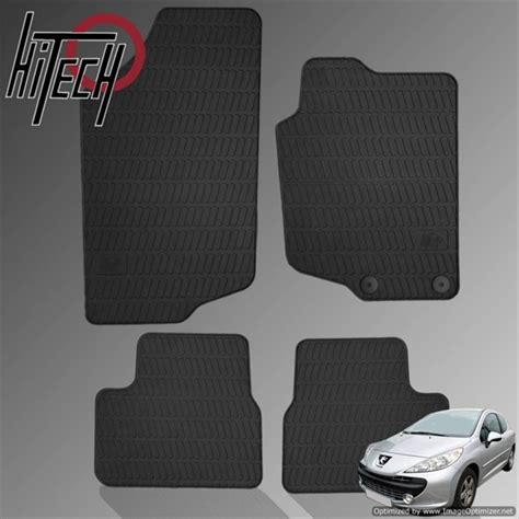 peugeot rubber car mats peugeot rubber car mats uk yourcarparts co uk