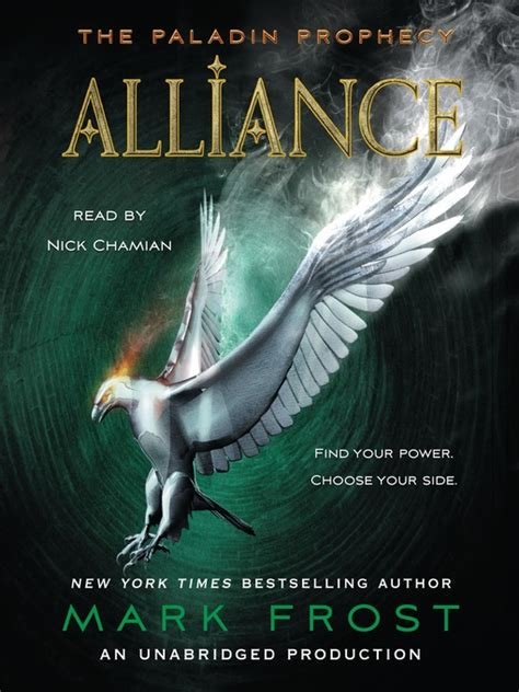 The Paladin Prophecy Books alliance navy general library program downloadable books