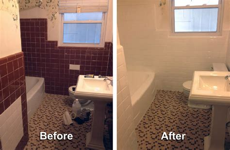 Change Color Of Bathroom Tile by Shower And Wall Tile Color Change Tile Resurfacing