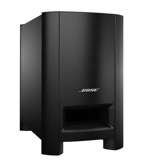 buy bose cinemate  home theater speaker system black