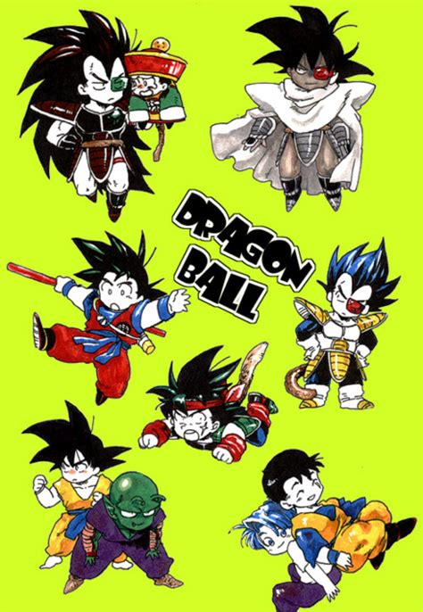 dragon ball z chibi wallpaper dragon ball z images chibi dragon ball z wallpaper and