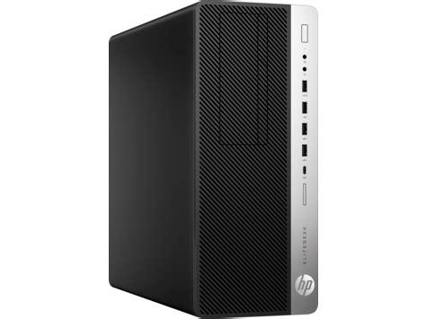 Desktop Hp Elite Desk 800 G3 Mt 1me93pa hp elitedesk 800 g3 tower pc hp 174 united states