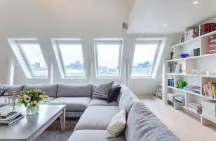 attic apartment design adorable home