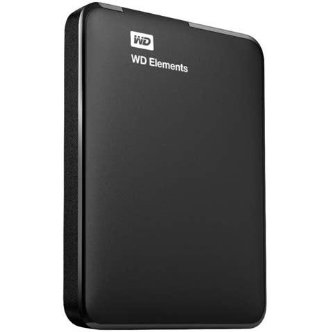 Wd Elements Portable Drive Usb 3 1tb Black T1301 wd elements 1tb usb 3 0 portable external drive black