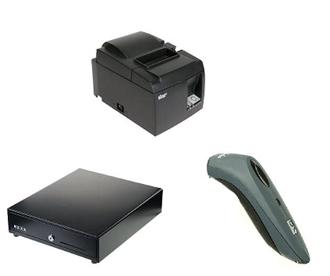 Tsp100 Drawer by Vend Hardware Bundle With Tsp100 Printer Drawer