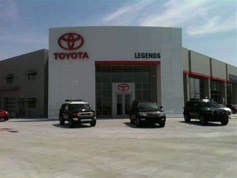 Legends Toyota Service Legends Toyota Yelp