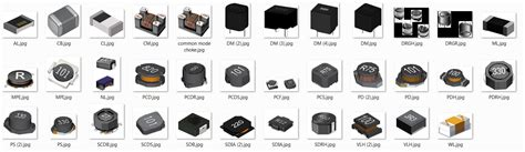 inductor and it types image gallery inductor types