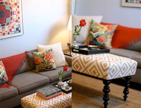 How To Decorate An Ottoman Coffee Table 5 Tips For Decorating With Rugs Caitlin Your Design Partner Llc