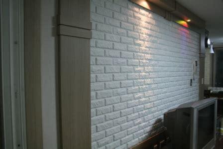 real 3d korean bricks tiles wood panel foams supplier