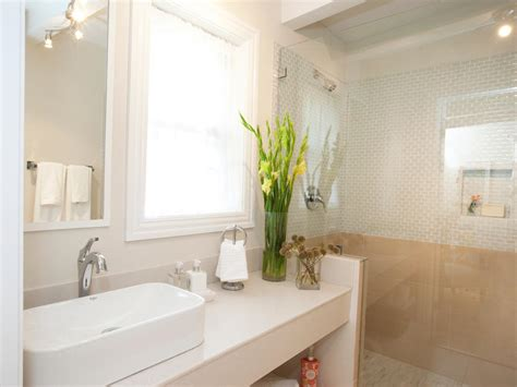 small bathrooms big design hgtv 20 luxurious bathroom makeovers from our stars bathroom