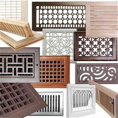 model ventilasi kayu sederhana sehat interior rumah