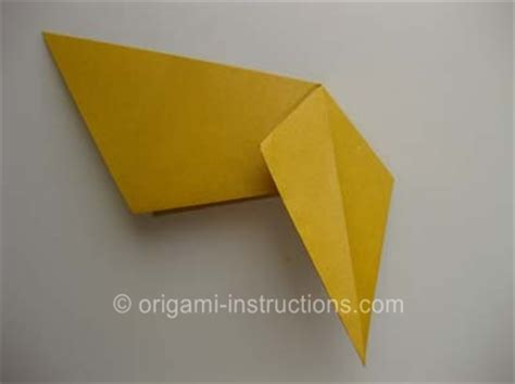How To Fold An Origami Cat - origami folding how to make an origami cat