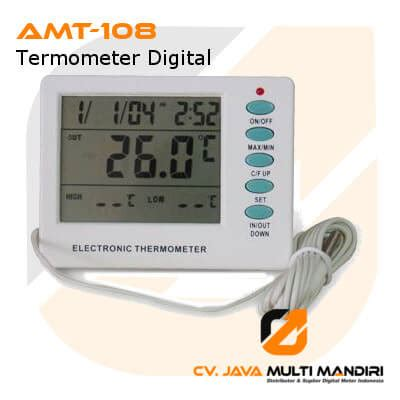 Termometer Kulkas Digital digital thermometer tbt 13h digital meter indonesia