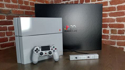 Ps4 20th Anniversary choose between a house or the 20th anniversary edition ps4