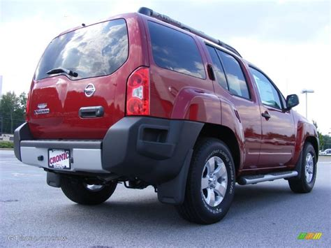 2010 brick metallic nissan xterra s 17048461 photo 6 gtcarlot car color galleries