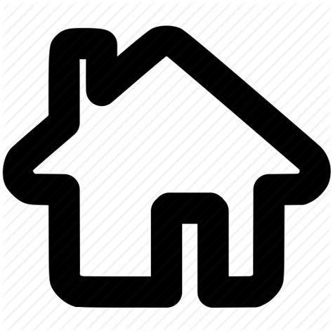 Shape Of House by Accommodation Building Dwelling Habitation Home House