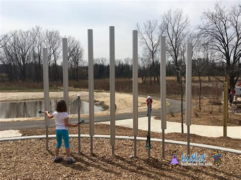 The Treehouse Schaumburg - new park bison s bluff nature playground kidlist activities for kids