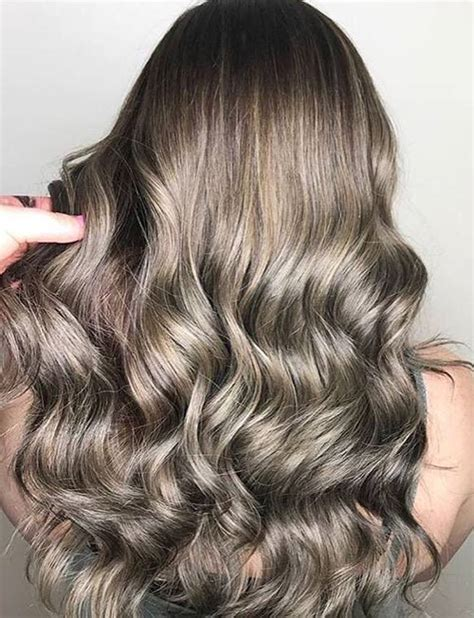 painting lowlights on gray hair highlights and low lights of browns 31 fantastic brown