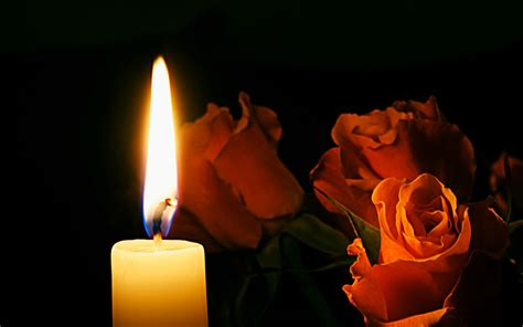 candele rosa candle new heaven on earth