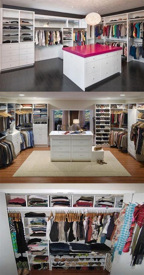 Smart Closet Design by Smart And Practical Walk In Closet Design Ideas Interior