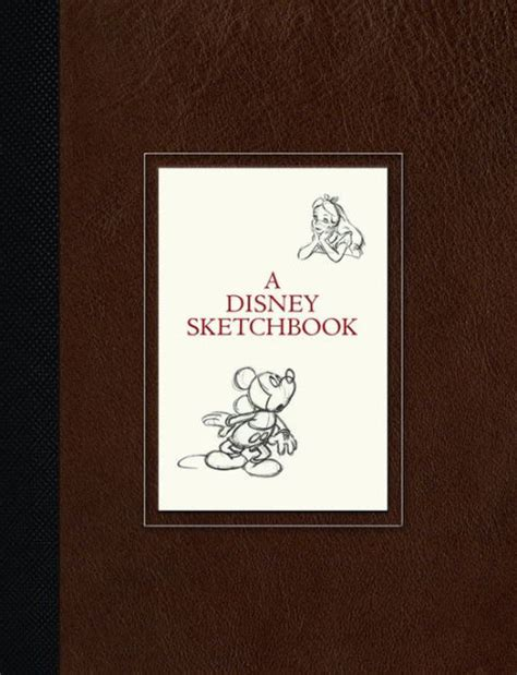 barnes and noble sketchbook a disney sketchbook by ken shue hardcover barnes noble 174