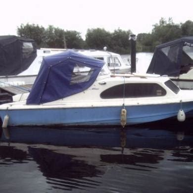 boat canopy nottingham shetland 18ft boat for sale for 163 2 100 in uk boats from