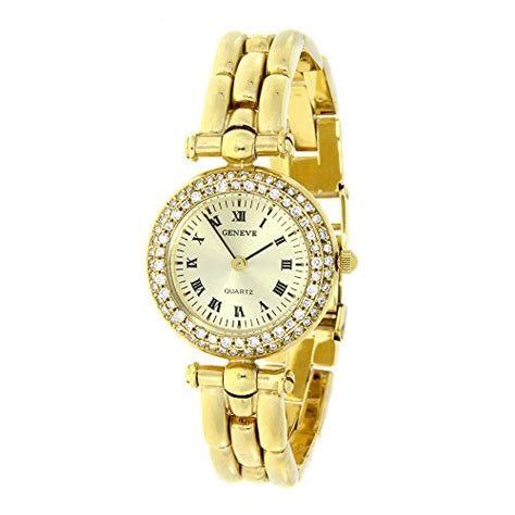 geneve womens oval solid gold geneve geneve