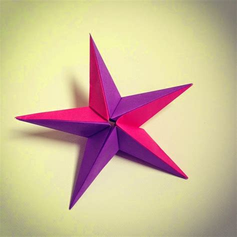 Origami With One Sheet Of Paper - one sheet origami flower comot