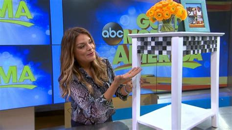 How To Make A Nightstand by Diy Project How To Make Your Own Tiled Nightstand Abc News