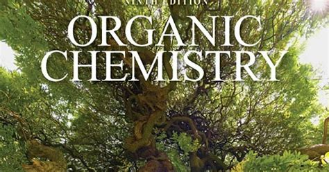 organic chemistry  edition  lobby