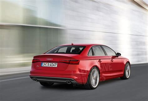 Audi A4 Neu 2015 by New Audi A4 2015 Official Pics Revealed Pictures Auto