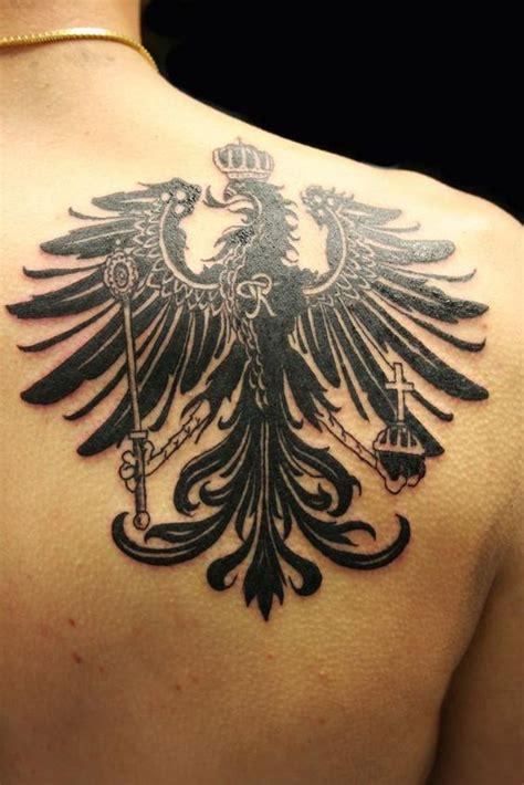 german tattoos for men german eagle ink inspirations eagle