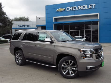 New 2018 Chevy Tahoe by 2018 Chevrolet Tahoe Msrp Go4carz