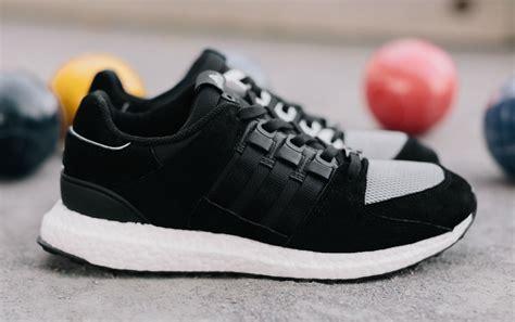 Adidas Eqt Support 93 17 Boost Turbo White 100 Original Sneakers adidas eqt support 93 17 boost white turbo black