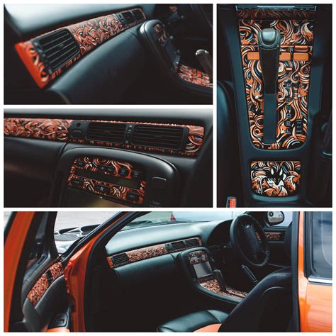 Car Interior Decorations by Fox Car Interior By Paperanddust On Deviantart