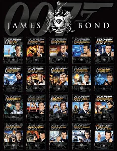film james bond series thaidvd movies games music value