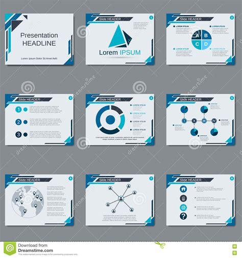 Calibre Professionnel De Vecteur De Pr 233 Sentation D Affaires Illustration De Vecteur Cut Pro Photo Slideshow Template Free