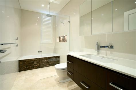 Modern Bathroom Renos Bathroom Renovations Nexgen Tiling