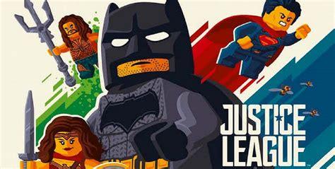 Dc Comics Justice League 16 May 2017 sdcc 2017 justice league gets lego treatment in fantastic