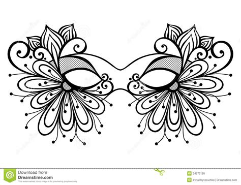 masquerade mask template for adults masquerade mask from 28 million high