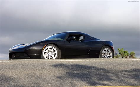 Tesla Roadster Sport Tesla Roadster Sport Widescreen Car Photo 23 Of 72