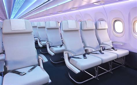 airbus a320 cabin airbus reveals design to give passengers more room