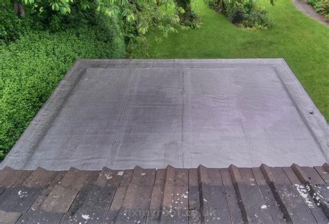 flat roof replacement diy flat roof repair guide easy for diy or trade