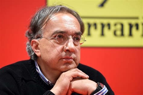 ferrari ceo sergion marchionne could become new ferrari ceo gtspirit