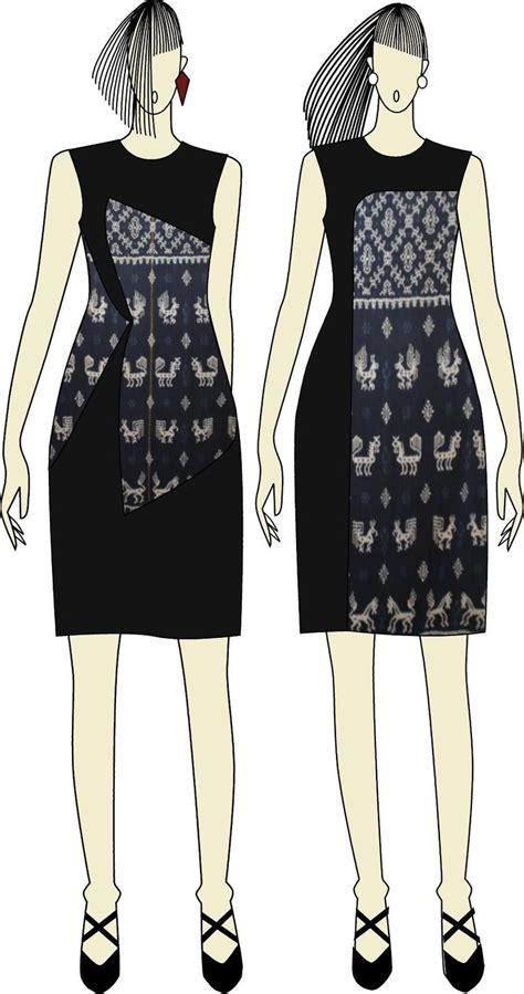 Dress Batik Asimetris 20 best batik heritage images on batik fashion