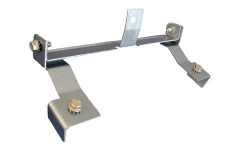 Braket Atau Mounting Senter virginia classic mustang 67 68 mustang radio mounting bracket